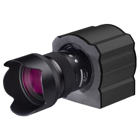 猎鹰 X 级工业相机