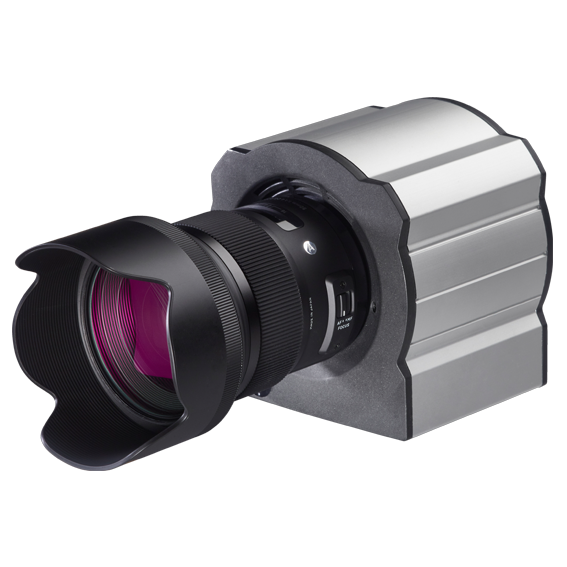 猎鹰 E 级工业相机